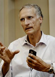 Sundhedsminister Bertel Haarder